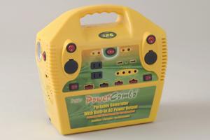 車中泊専用バッテリー